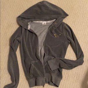 Victoria secret grey hoodie